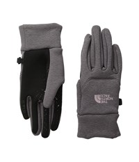 The North Face Etip Hardface Gloves Rabbit Grey Extreme Cold Weather Gloves Gray
