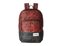 Dakine Capitol 23L Northwoods Backpack Bags Red