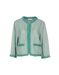 Anna Rachele Jeans Collection Suits And Jackets Blazers Women Turquoise