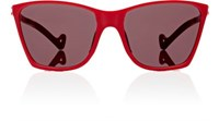 District Vision Men's Keiichi Running Sunglasses Red