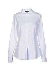 Tombolini Shirts White