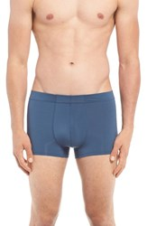 Naked Men's 'Luxury' Micromodal Trunks Dark Denim