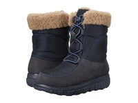 Fitflop Loaff Waterproof Lace Up Boot Super Navy Women's Boots