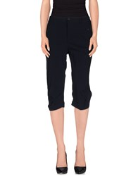 Helly Hansen Trousers 3 4 Length Trousers Women Dark Blue