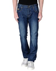 Superdry Denim Denim Trousers Men