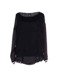 Marina Yachting Sweaters Black