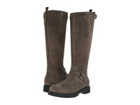 La Canadienne Hope Stone Oiled Suede Women's Dress Boots Gray