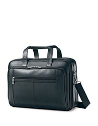 Samsonite Checkpoint Friendly Leather Business Case Black
