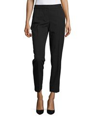 Karl Lagerfeld Straight Leg Pants Heather Granite