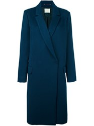 By Malene Birger 'Rocket' Coat Blue
