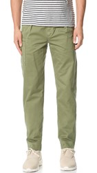 Garbstore Revised National Troop Pants Green