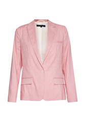 French Connection Avenue Suiting Blazer Pink