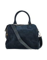 Paul And Joe Handbags Dark Blue
