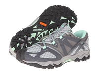 Merrell Grassbow Air Granite Mint Women's Shoes Gray