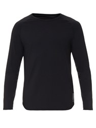 The Upside Trainer Long Sleeved Jersey Top Black