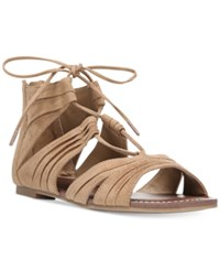 Carlos By Carlos Santana Chloe Lace Up Strappy Sandals Women's Shoes Brulee