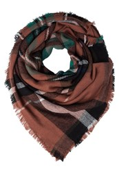 Evenandodd Scarf Rose Mint