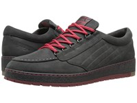 Allrounder By Mephisto Alinto Black Waxy Men's Lace Up Casual Shoes