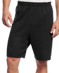 Champion Jersey Shorts Black