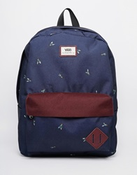 Old Skool Ii Backpack Blue