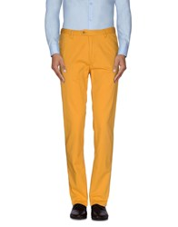 Scotch And Soda Trousers Casual Trousers Men Ocher
