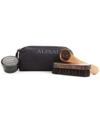 Alfani Shoe Cleaning Travel Kit Men's Shoes No Color