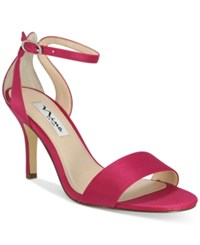 Nina Venetia Ankle Strap Evening Sandals Women's Shoes