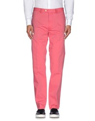 Hackett Trousers Casual Trousers Men Pink