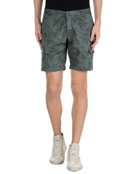 David Mayer Naman Bermudas Military Green