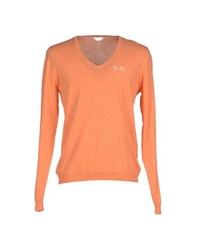 Fred Mello Knitwear Jumpers Men Apricot