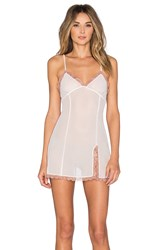 Tularosa Long Goodnight Cami Ivory