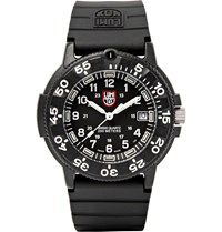 Luminox 3000 Series Carbon Reinforced Watch Black