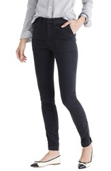 J.Crew Women's Zip Ankle Stretch Skinny Cargo Pants