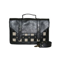 Mei Vintage Allie Satchel Black