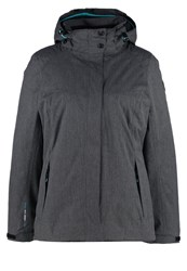 Killtec Cadis Soft Shell Jacket Anthrazit Melange Grey