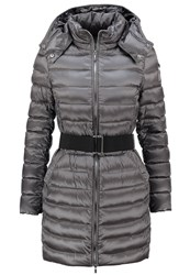 Bomboogie Down Coat Grey Fog Anthracite