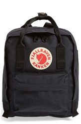 Fjall Raven Fj Llr Ven 'Mini K Nken' Water Resistant Backpack Black
