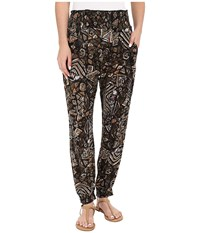 Volcom Twist Pants Black Women's Casual Pants