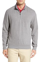 Cutter And Buck Men's Big Tall 'Gleann' Quarter Zip Pullover