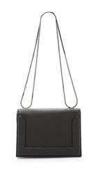 3.1 Phillip Lim Soleil Mini Chain Shoulder Bag Black