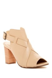 Avoce Claire Slingback Mule Brown