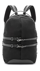 Mismo M S Sprint Backpack Black Black