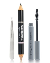 Eyehance Brow Kit Tweezerman