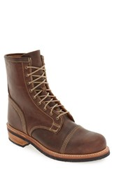 Timberland Men's 'Smugglers' Cap Toe Boot Golden Brown