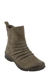 Earthr Women's Earth 'Treasure' Bootie Stone Vintage Leather