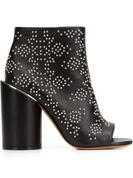 Givenchy Studded Booties Black