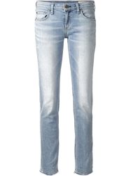 Rag And Bone Rag And Bone 'Dre' Slim Fit Boyfriend Jeans Blue