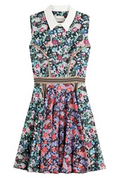 Mary Katrantzou Floral Print Dress Florals