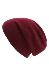 Men's The Rail Cashmere Knit Cap Red