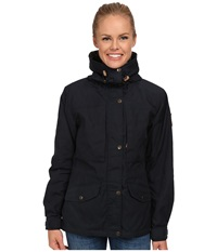 Fj Llr Ven Sarek Trekking Jacket Dark Navy Women's Jacket